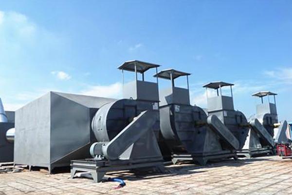 山东废气处理设备对起火爆炸的风险如何控制