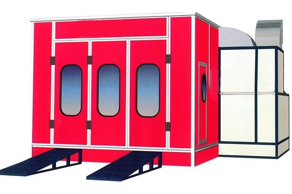 济南烤漆房厂家分析汽车烤漆房的工作原理和评判标准