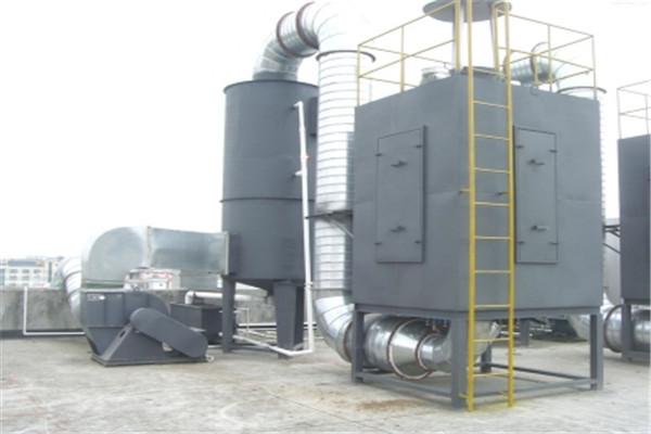 废气处理,催化燃烧设备